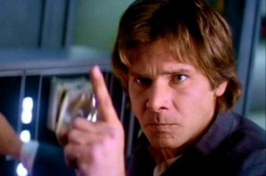 Harrison Ford Gets the Point