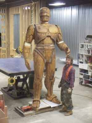 The Robocop Statue in Detroit Is Really Happening And We Have Proof