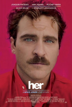 New Trailer For Spike Jonze's Her