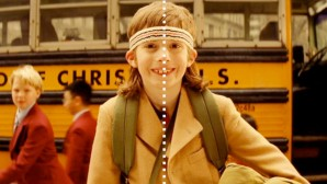 Wes Anderson's Centered