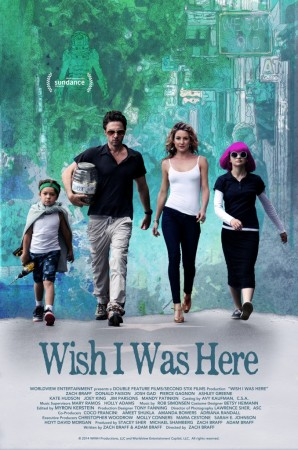 Wish I Was Here Trailer