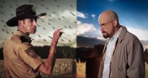 ERB – Rick Grimes vs Walter White