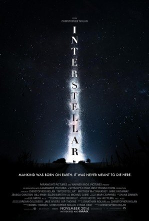 This Poster is Interstellar