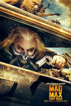 Mad Max: Fury Road – Comic Con Footage