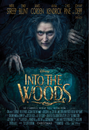 Into the Woods Goes Into the Movies
