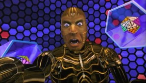Someone Put All the CGI Clips Together From The Lawnmower Man