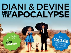 """Diani & Devine Meet the Apocalypse"" Teaser Trailer"