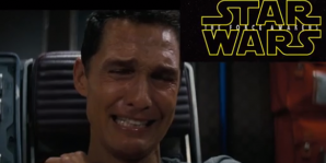 The Star Wars Trailer is Alright, Alright, Alright