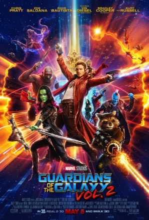 Guardians of the Galaxy Vol. 2 – In Theaters May 5