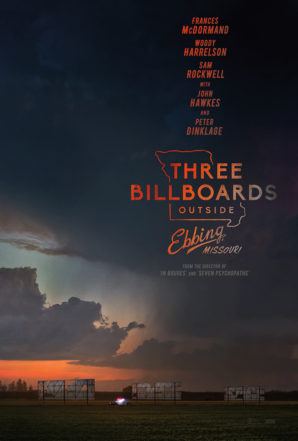 THREE BILLBOARDS OUTSIDE EBBING, MISSOURI TRAILER – NSFW