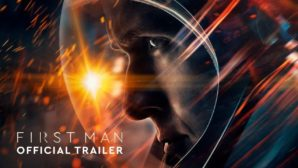 First Man Official Trailer