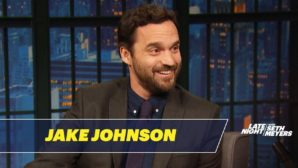Steve Harvey Does Not Like Jake Johnson (Click Bait Title)