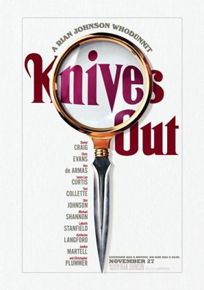 Knives Out Official Trailer