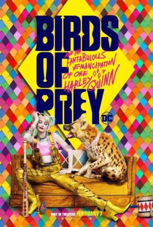 Watch Official Birds of Prey Trailer