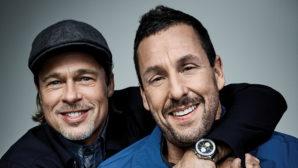 Brad Pitt & Adam Sandler – Actor on Actors