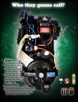 Buy This – Ghostbusters Proton Pack
