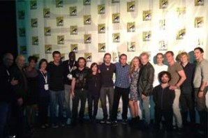 SDCC X-Men: Days of Future Past Panel