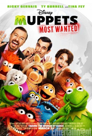 Disney's Muppets Most Wanted Full-Length Trailer