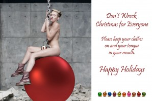 I Came in Like a Christmas Card