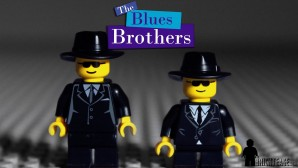 LEGO Blues Brothers – Shopping Mall chase scene