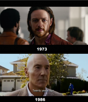 What 13 Years Can Do To A Man