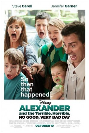 Mom Said…Son Said: Alexander and the Terrible, Horrible, No Good, Very Bad Day