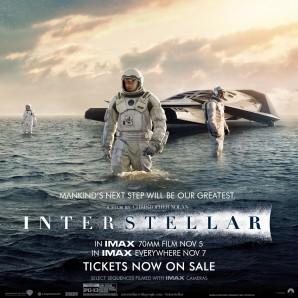 What it Takes to Get Interstellar on an IMAX Screen