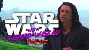 Tommy Wiseau in Star Wars