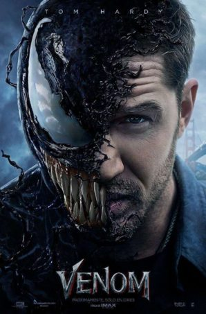 Venom Official Trailer