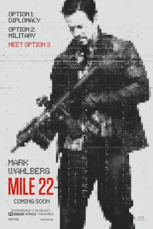 """I am a killer who looks like a hero.""  Mile 22 Trailer"