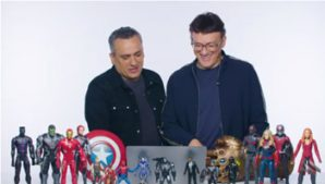 More Avenger Questions By The Russo Bros