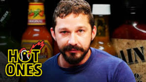 Shia LaBeouf On Hot Wings