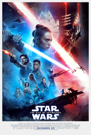 Star Wars: Rise of Skywalker – I Don't Know What I Watched