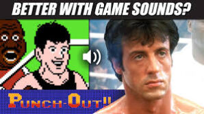 'Rocky IV' dubbed with PUNCH-OUT!!
